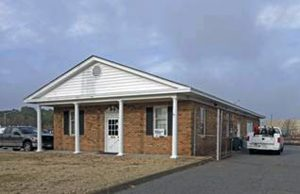 Industrial Office building located in Virginia Beach